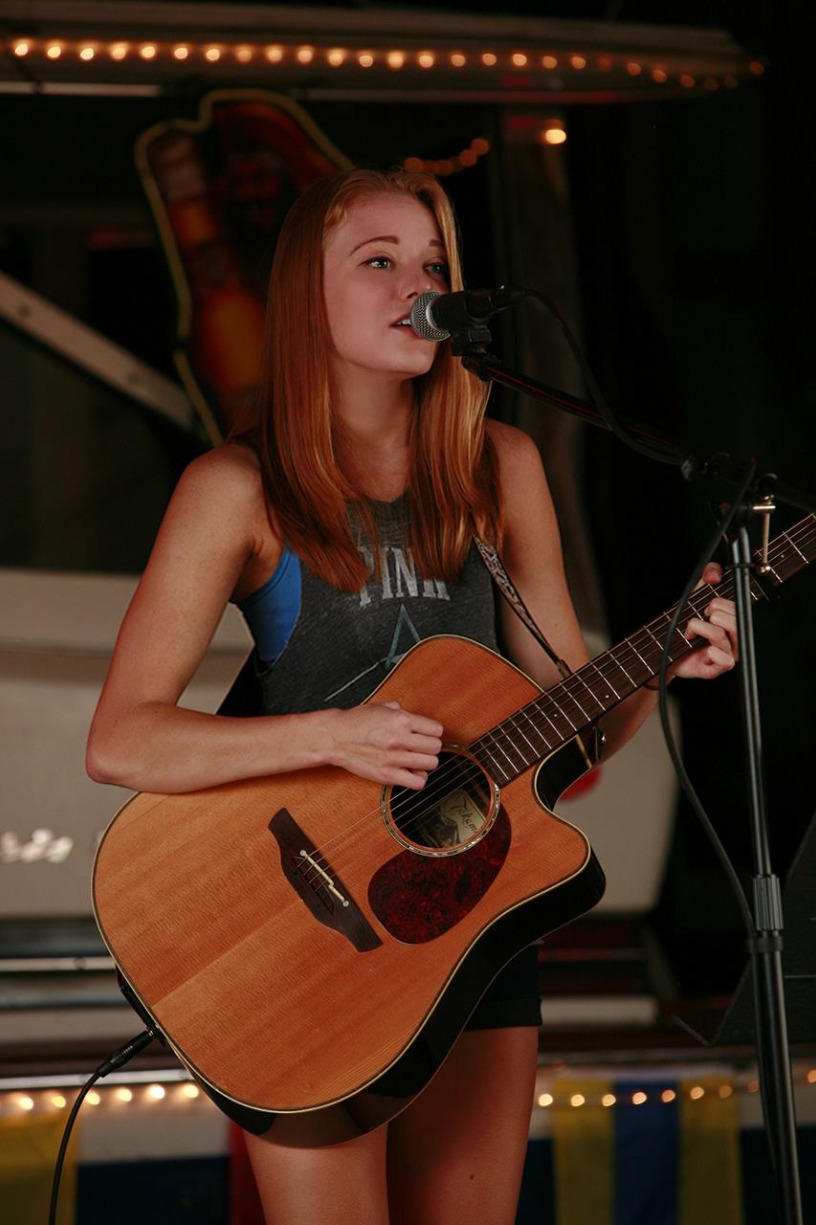 Music in the Vines with Meghan Davis
