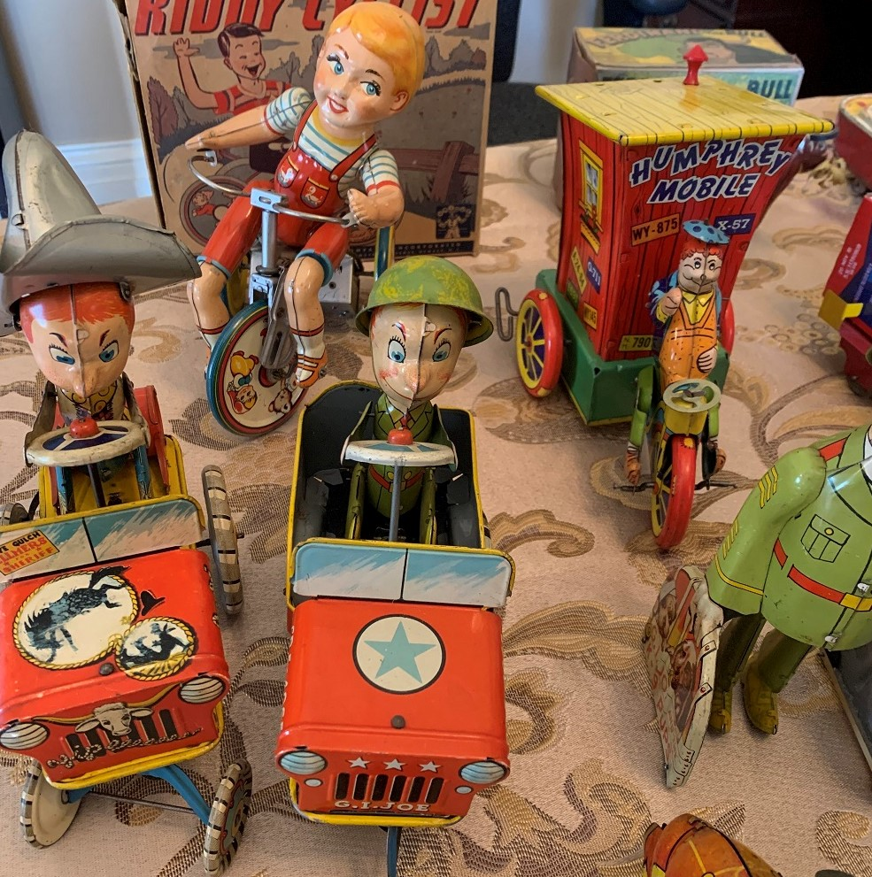 Toys through Time: Holiday Antique Toy Show