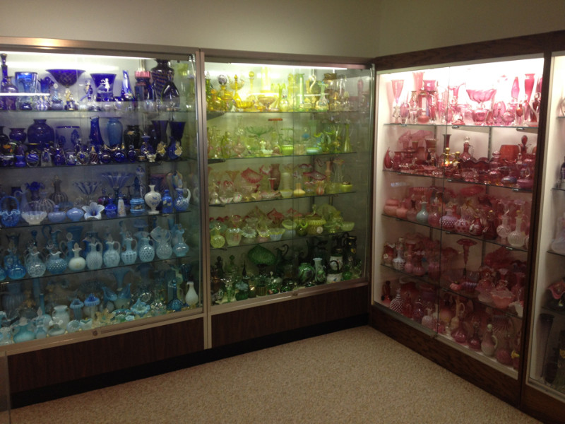 Woodbine Glass Museum & Gift Shop