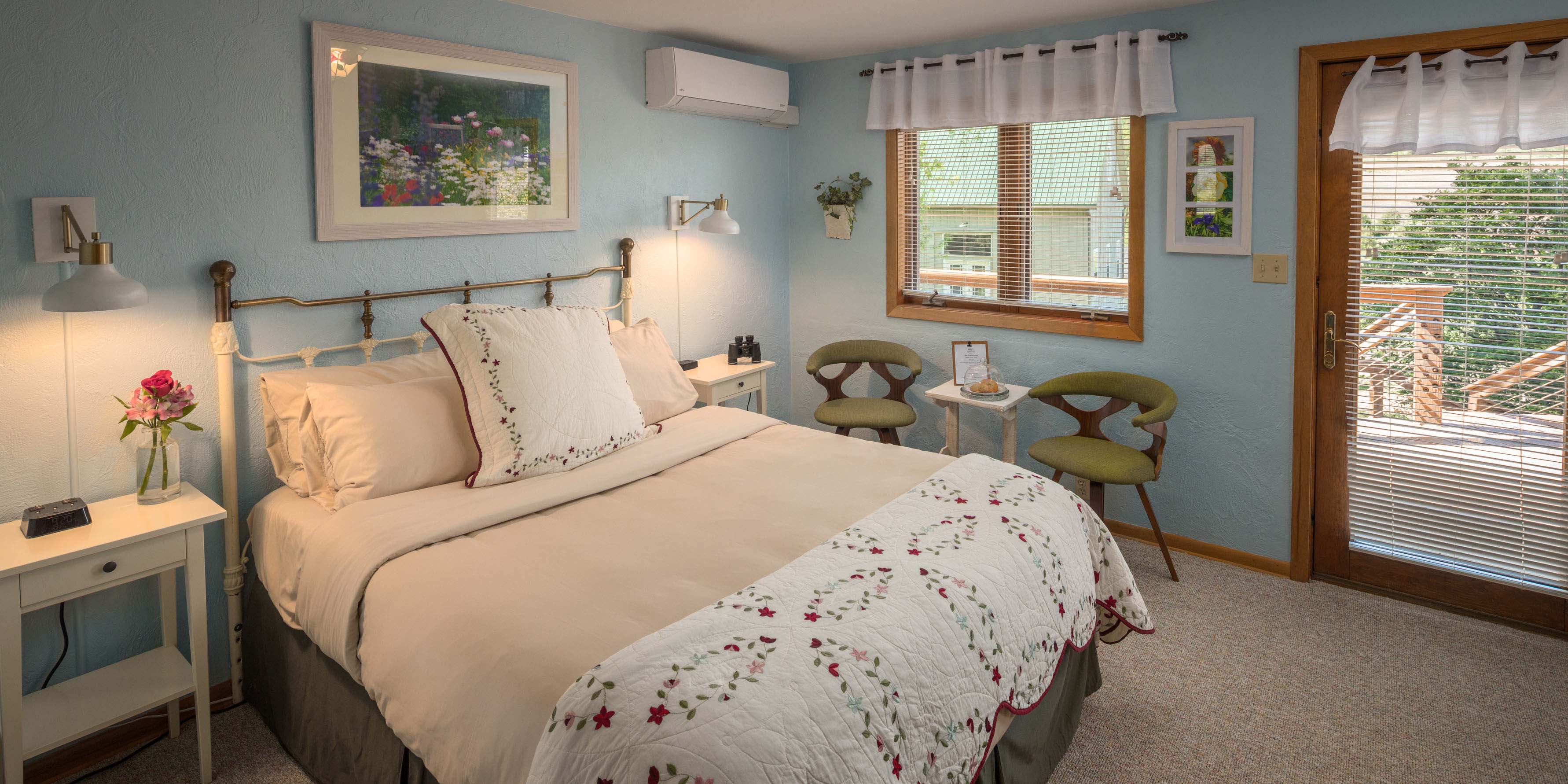 Picture of Hawk Valley Retreat bedroom