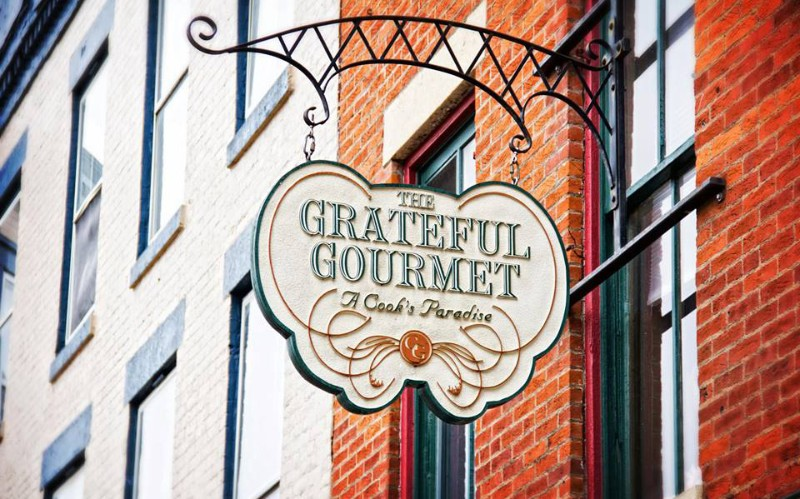 The Grateful Gourmet Co.
