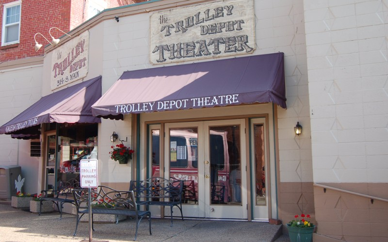 Galena Trolley Depot Theater