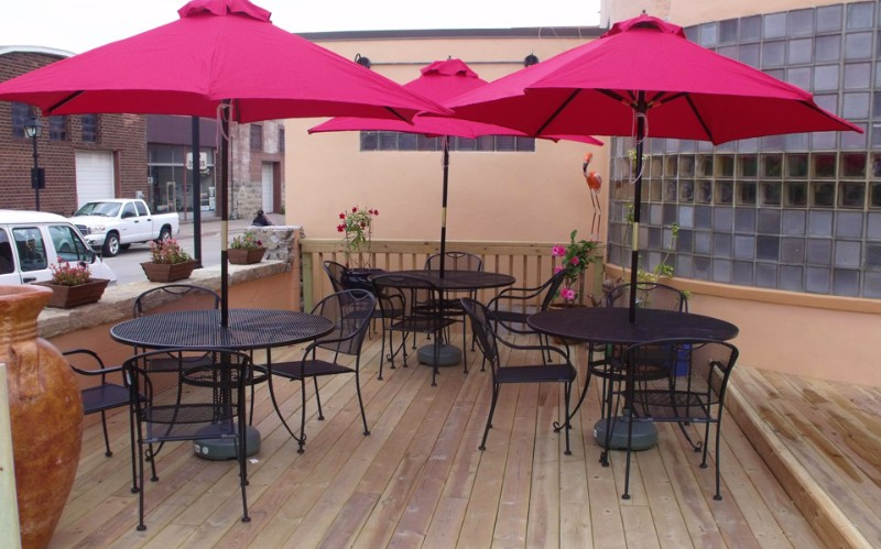 Picture of Campeche Restaurant Patio